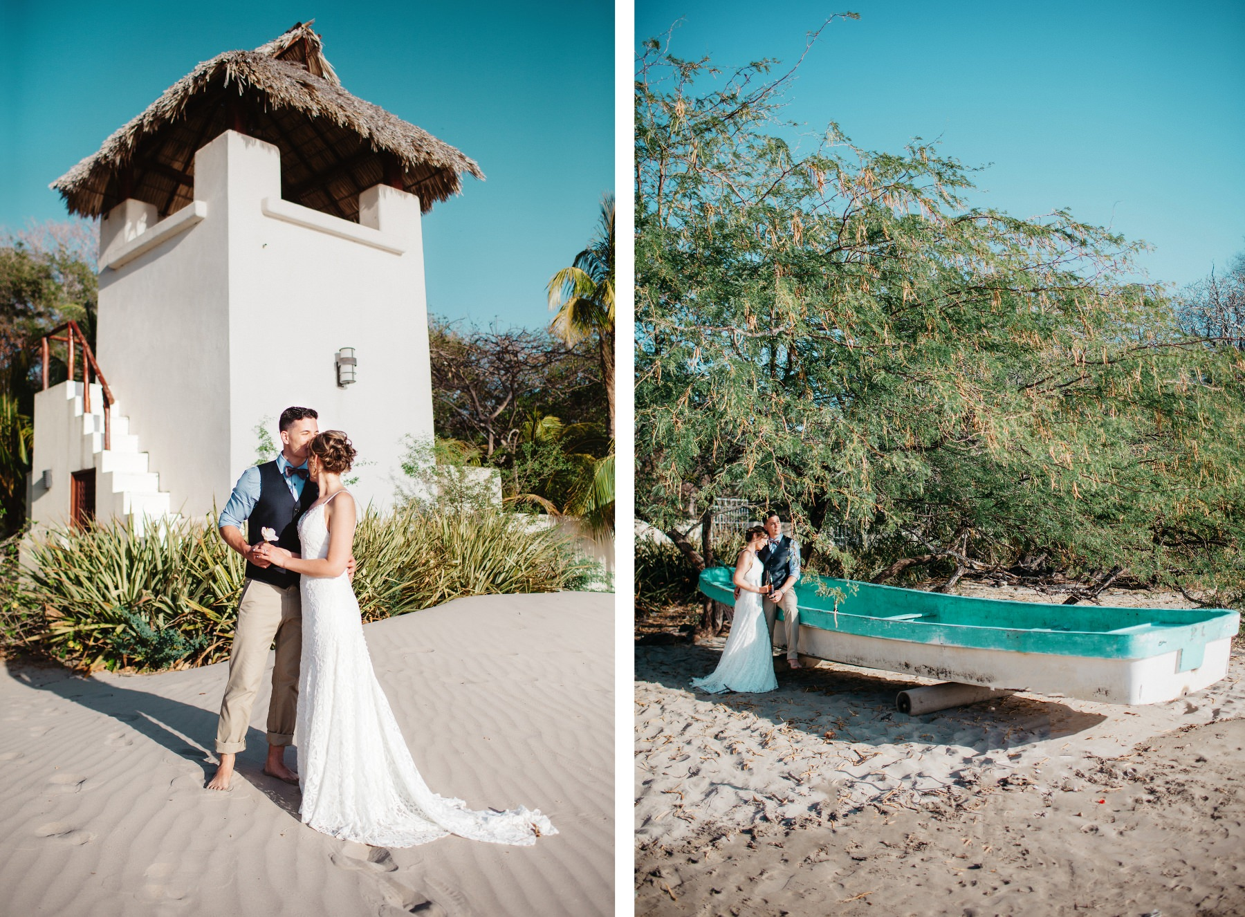 Beach Elopement Guanacaste Costa Rica