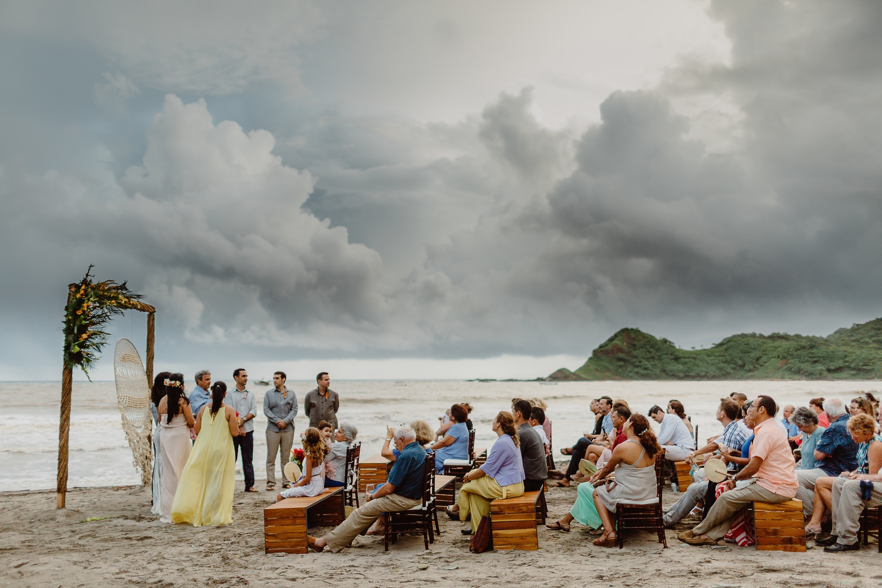 Beach wedding Venue Costa Rica