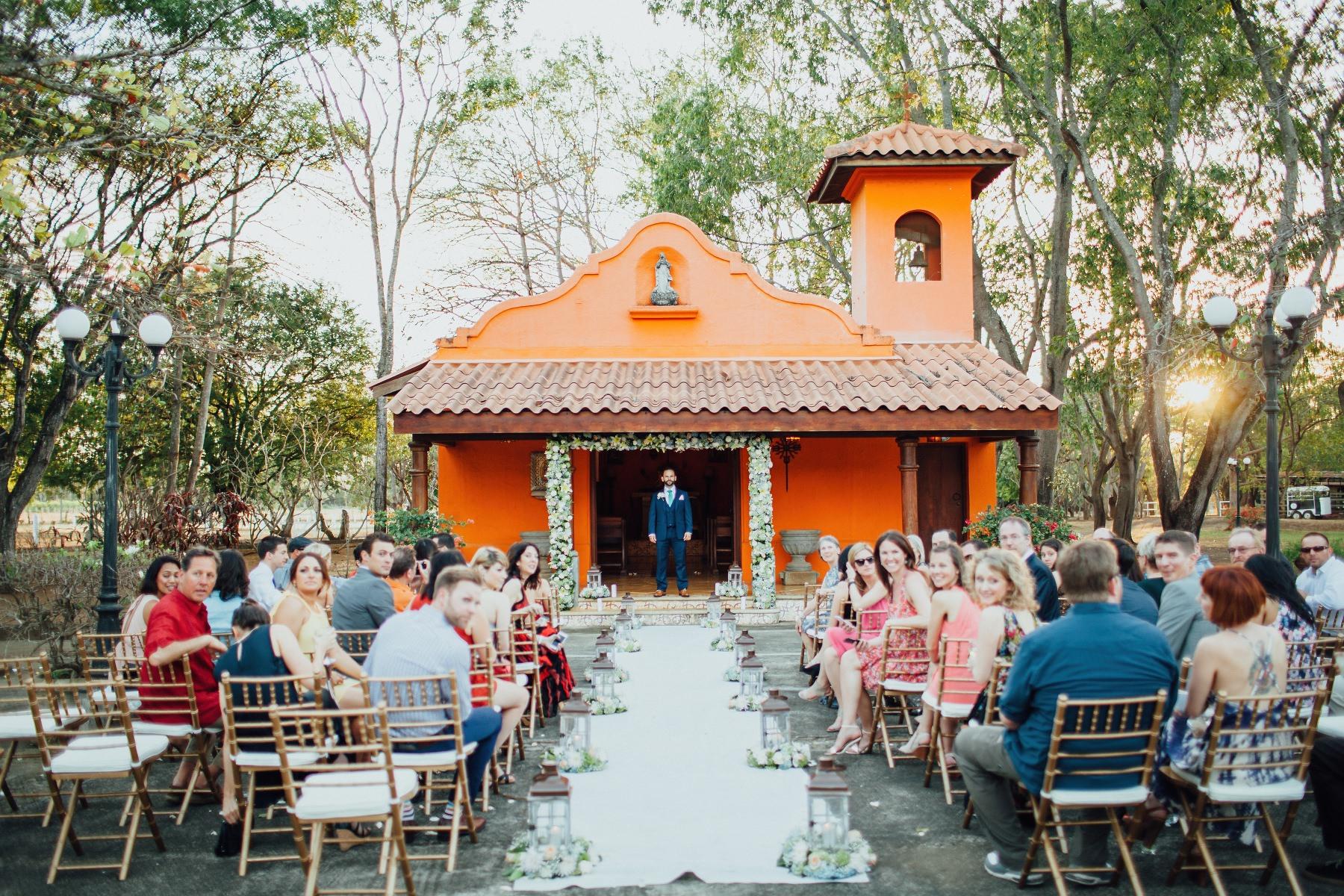 Colonial style Wedding venue Mexico - Nicaragua