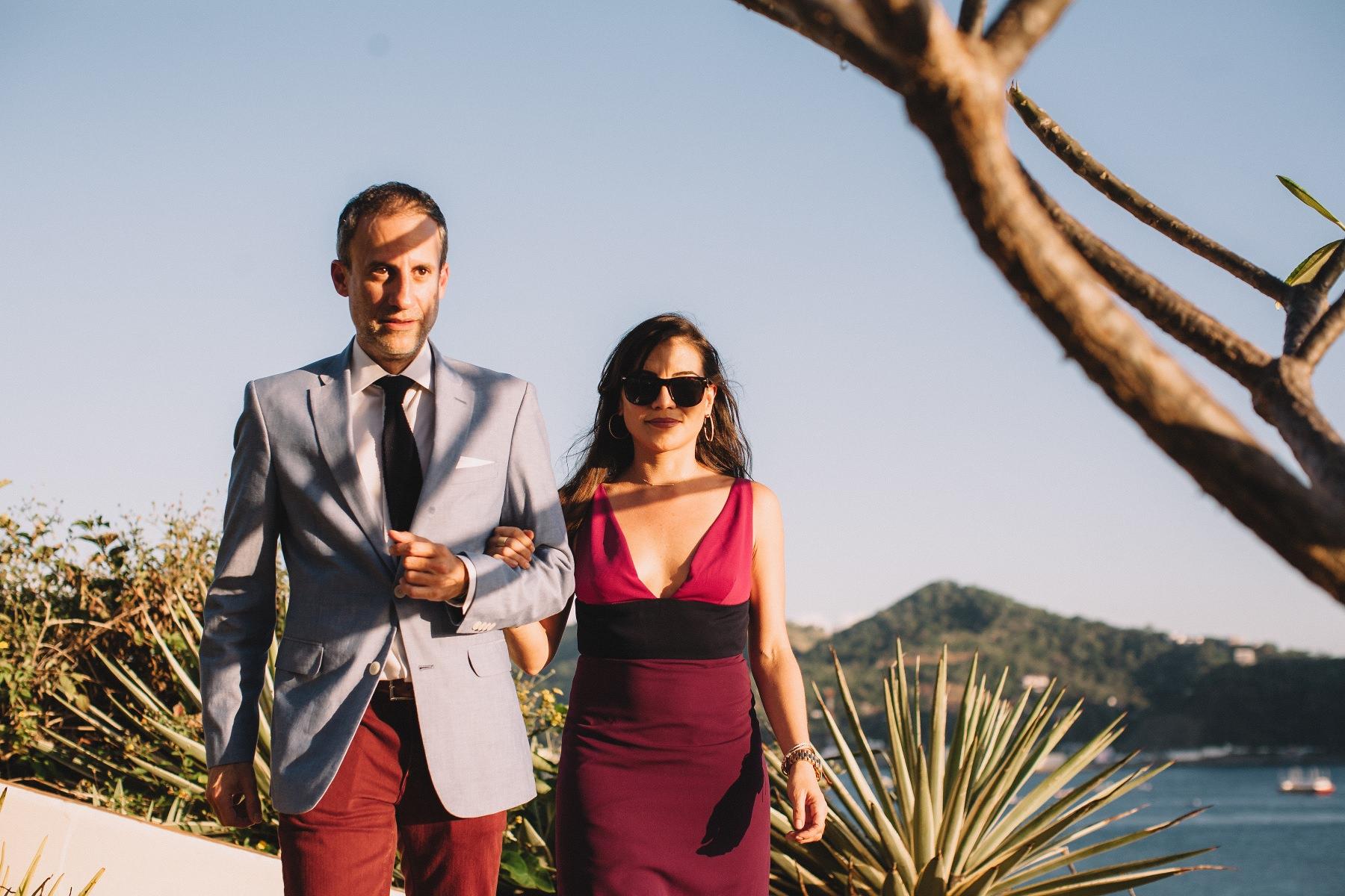 Classy Elegant Destination wedding style  Nicaragua
