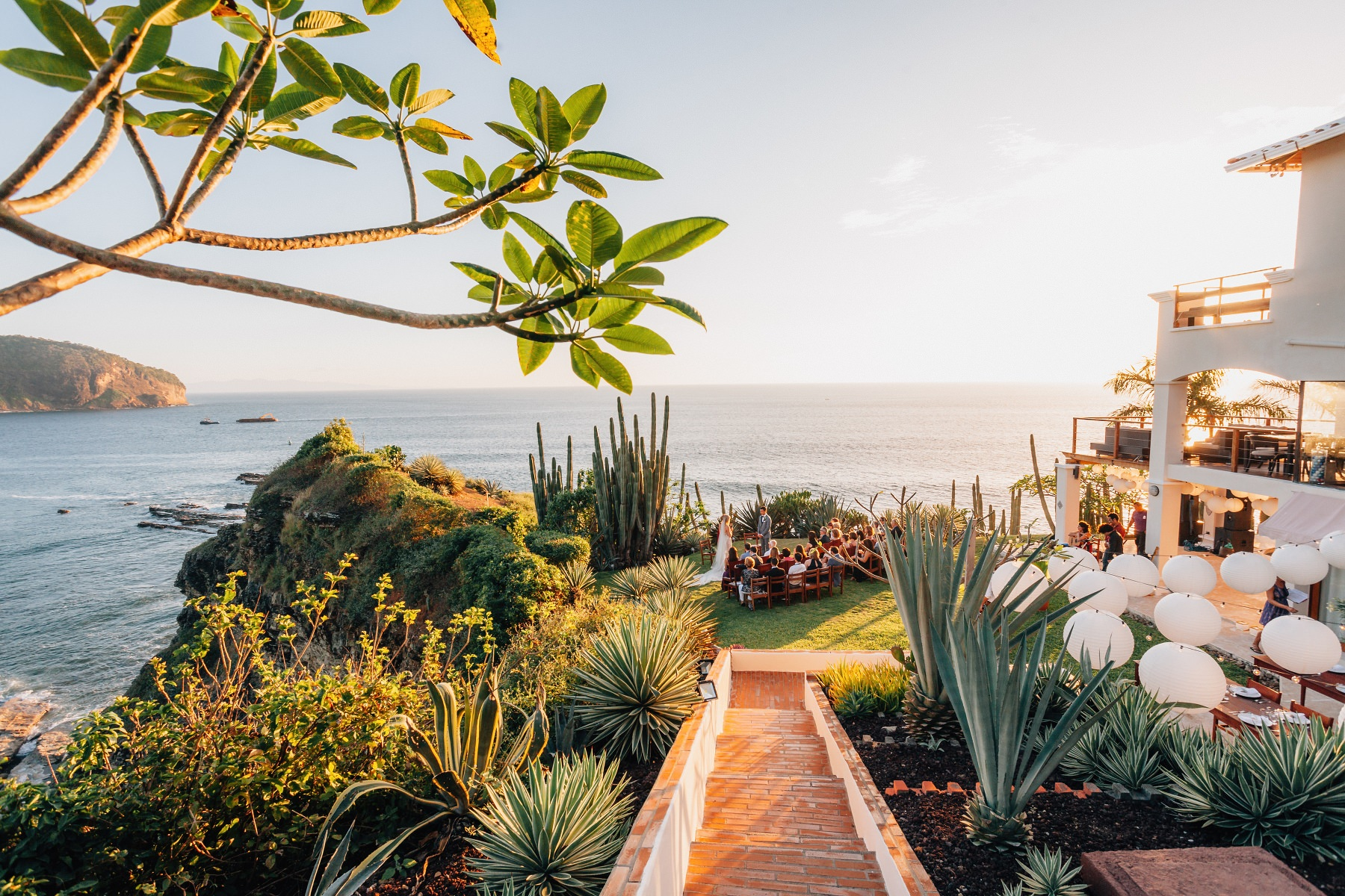 Destination wedding Venue Nicaragua