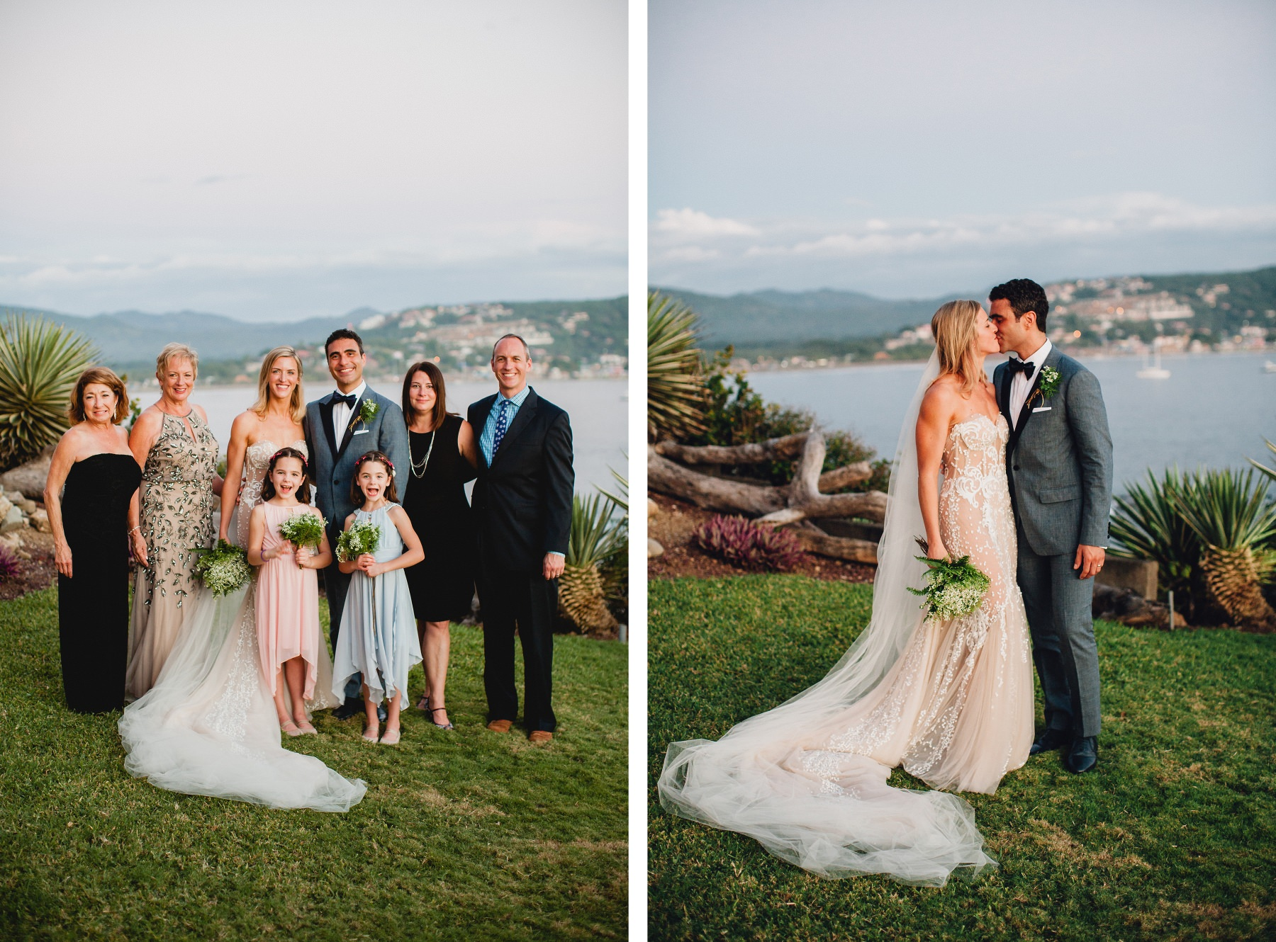 Group Family photography Destination wedding Nicaragua