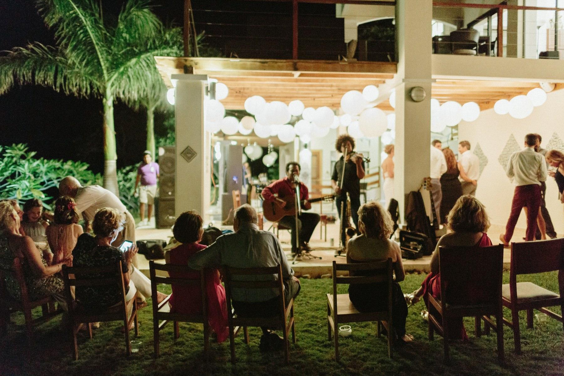 Wedding Band Nicaragua