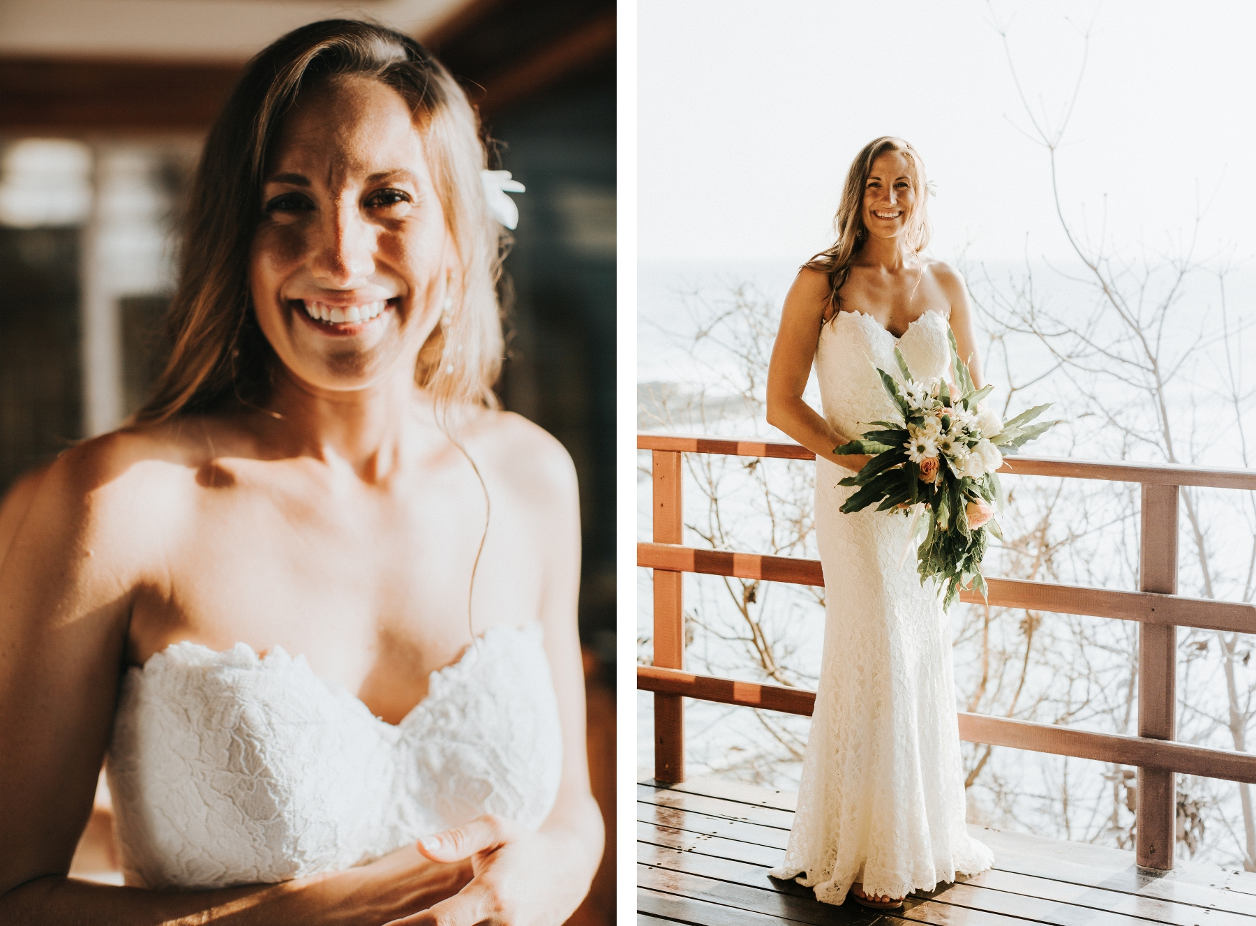 bride dress inspiration - ready Destination beach wedding Costa Rica