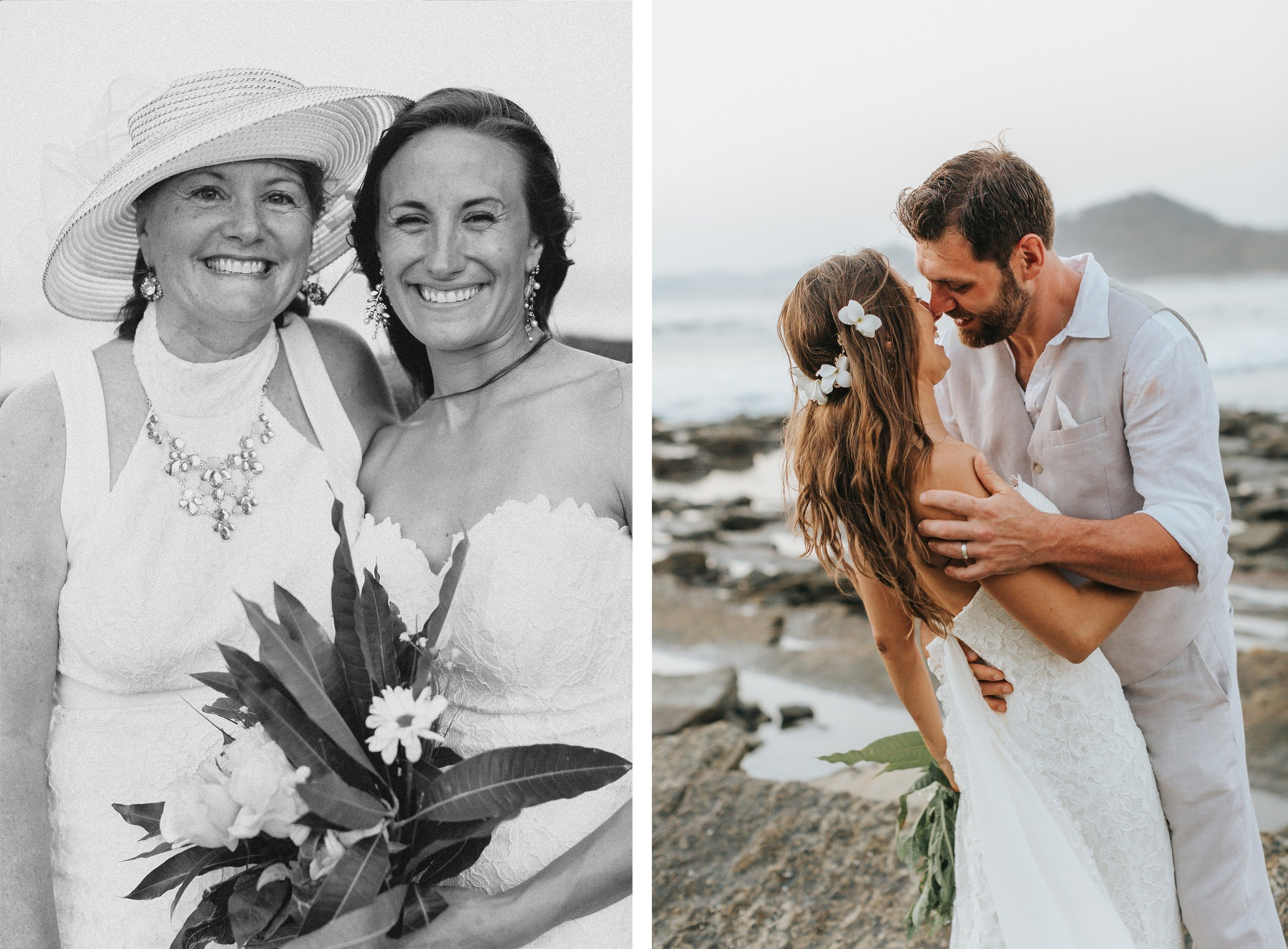 Destination wedding photographer Costa Rica