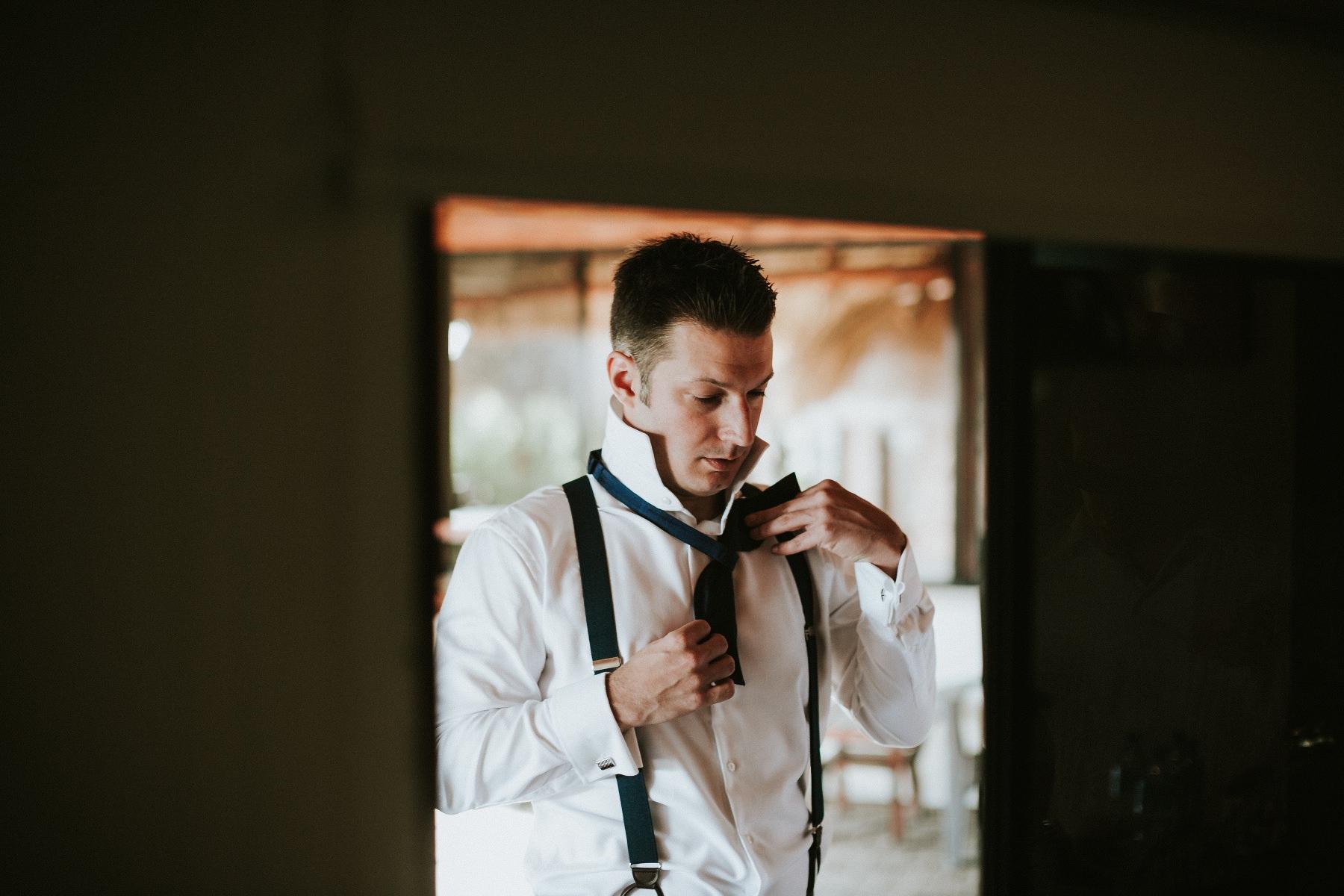 the groom wedding Nicaragua