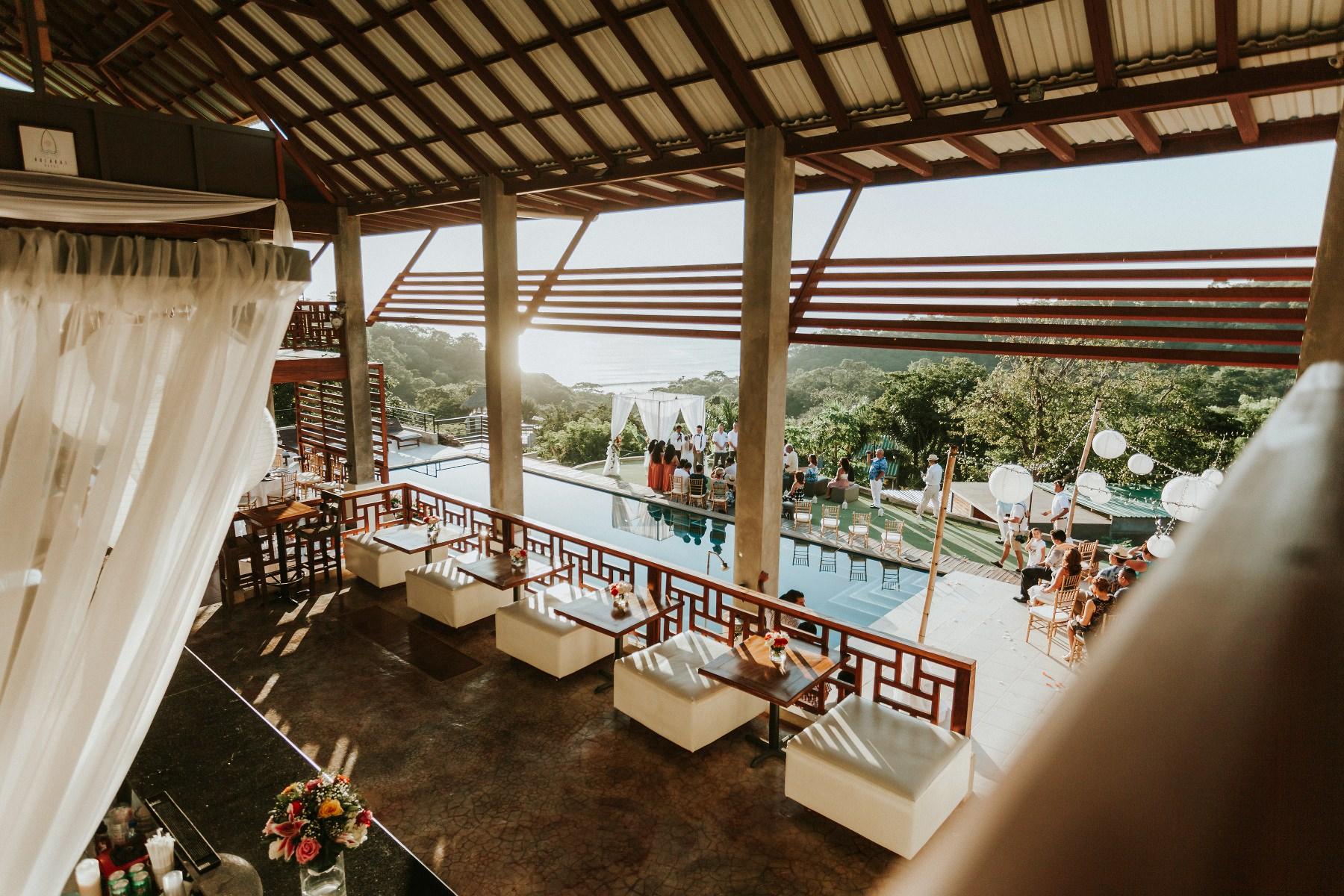 Hulakai hotel wedding Venue Nicaragua