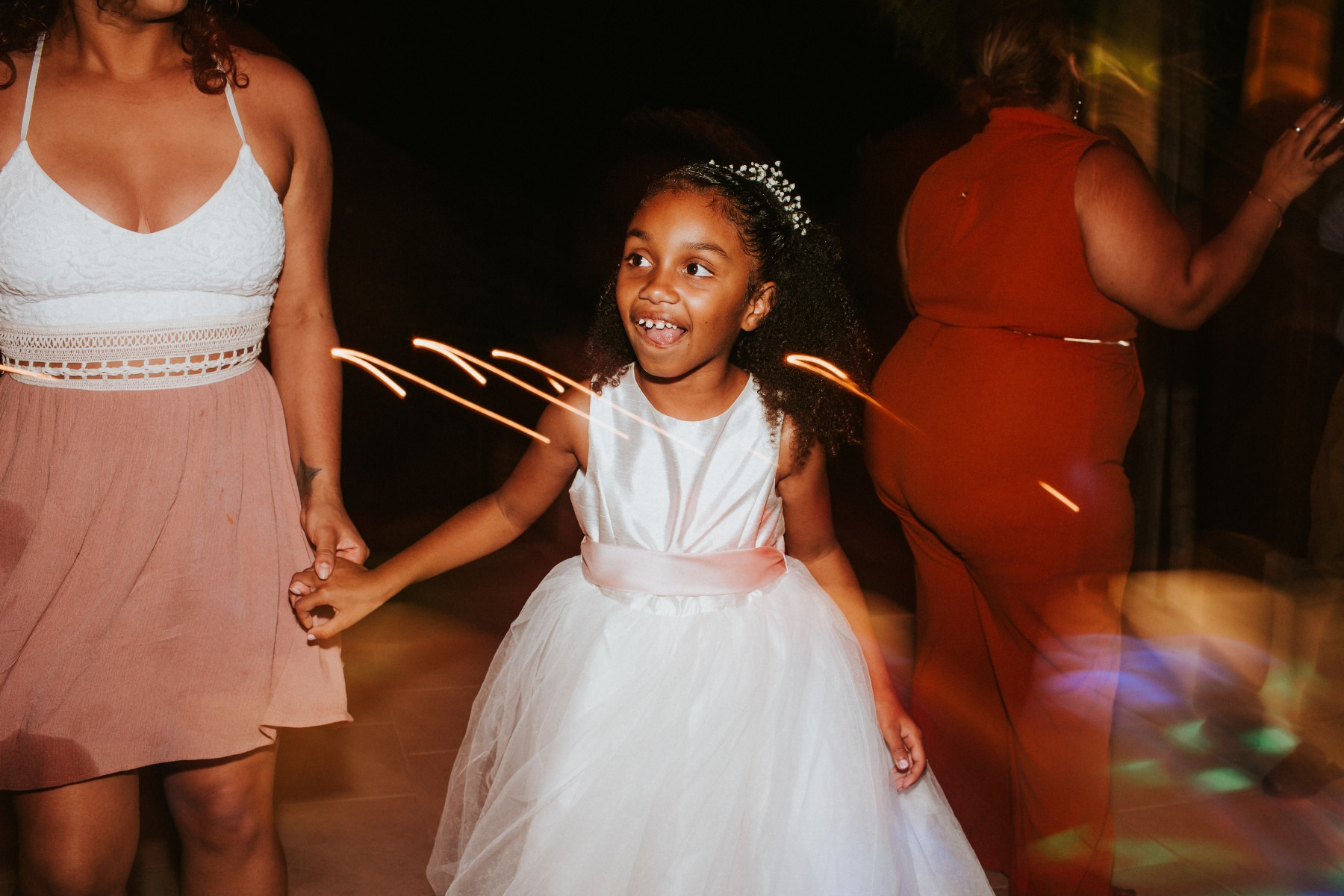 Wedding party Nicaragua