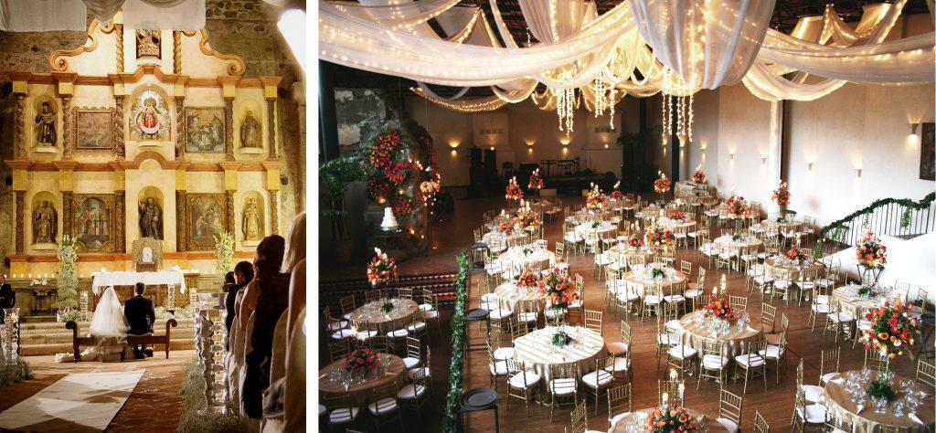 Wedding venues in Antigua Guatemala