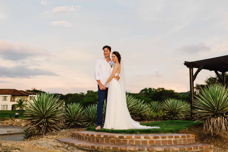 Rancho Santana Nicaragua Destination Wedding
