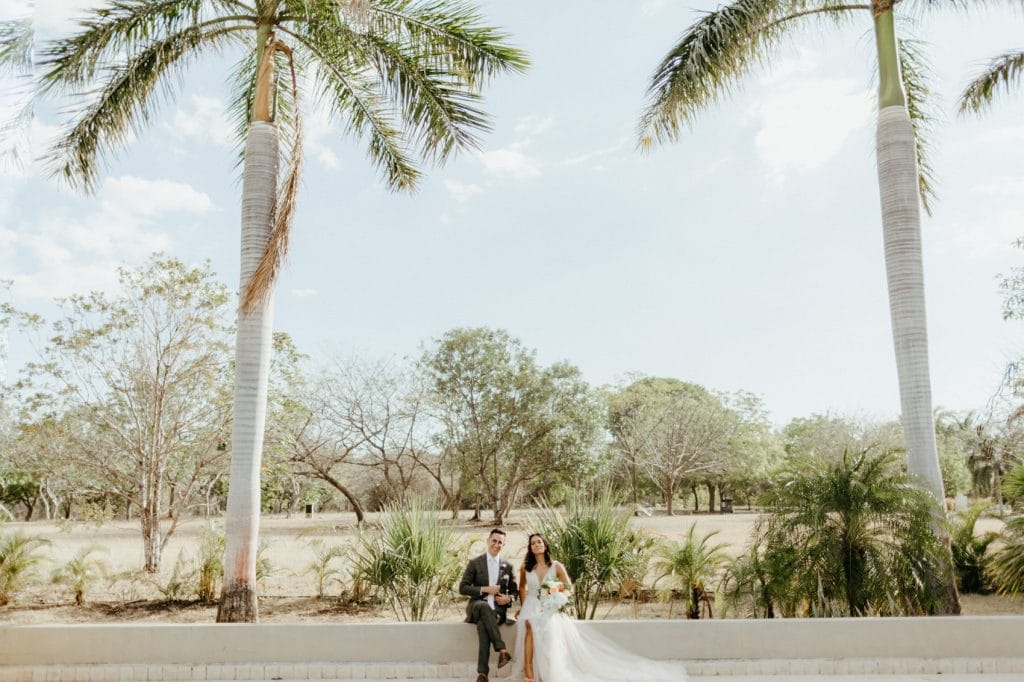 Hacienda Pinilla Costa Rica Destination wedding